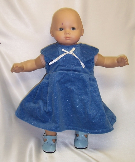Baby Doll Dark Blue Jumper