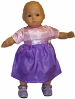 Baby Doll Clothes Pretty Pastel Dress