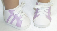 Baby Doll Lavender Jogging Shoes