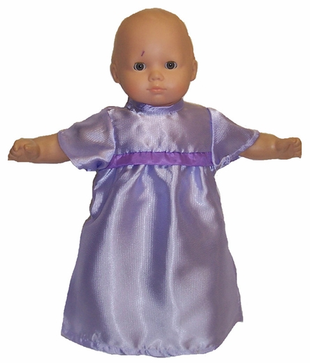 Baby Doll Lavender Nightgown