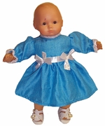 Baby Dolls Blue Fancy Dress