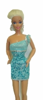 "Barbie Doll and 11 1/2"" Fashion Doll Casual Dresses"