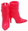 Barbie Doll Pink Boots
