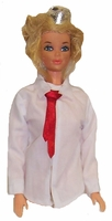 Barbie Doll White Shirt
