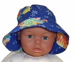Big  Baby Doll Clothes Nemo Hat