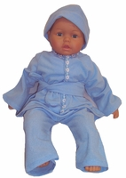 Big Baby Doll Fleece 4 Piece Outfit