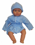 Big Baby Doll Jacket, Belt and Hat
