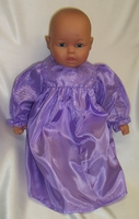 Big Baby Doll Clothes Lavender Dress