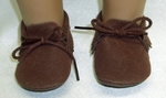 Bitty Baby Doll Moccasins