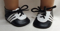 Bitty Baby Doll Soccer Shoes