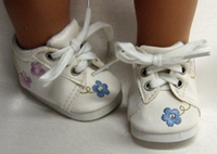 Bitty Baby Flower Sport Shoes