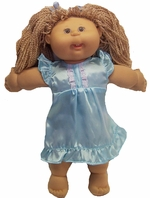 Cabbage Patch Kid Blue Nightgown