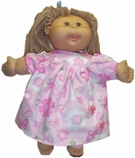 Cabbage Patch Kid Doll Dress With Leggins