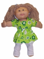 Cabbage Patch Kid Dolls Pants & Shirt