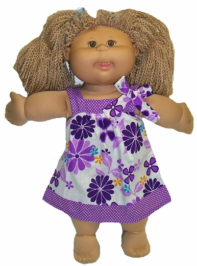 Cabbage Patch Kid Pretty Dress