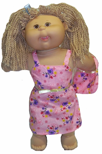 Cabbage Patch Kid Sundress With Purse