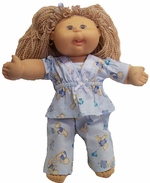 Cabbage Patch Kids Beary Cute Pajamas