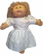 Cabbage Patch Kids Doll  Wedding Dress