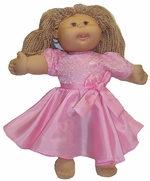 Cabbage Patch Kids Pink Party Dress