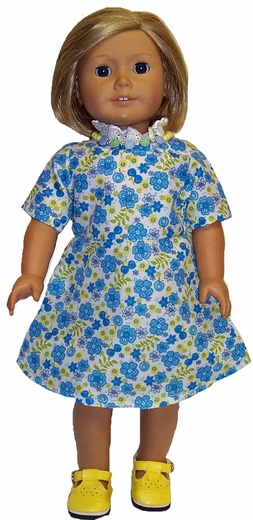 Cyber Monday Floral Doll Dress Special