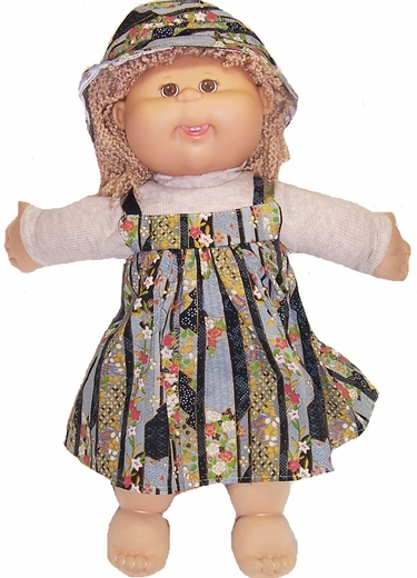 CPK Jumper, Shirt and Hat for 16 Inch Cabbage Patch Dolls