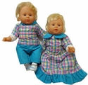 Doll Clothes For Boy And Girl Twins