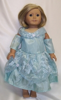 Doll Clothing Princess Beautiful Dress