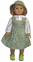 First Day of School For American Girl Dolls