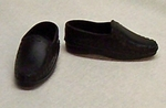 Ken Doll Clothes Black Shoes