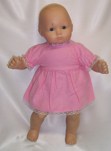 Little Baby Doll Pink Dress