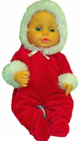 Little Baby Doll Snowsuit