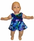 Medium Baby Doll Bathing Suit & Cover Up