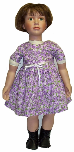 My Twin & 23 Inch Porcelain Dolls Dress