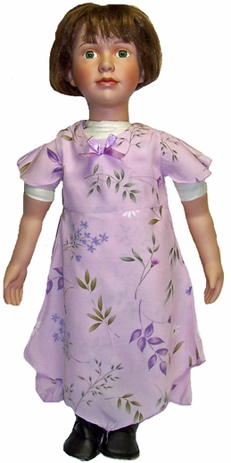 My Twin Doll Lavender Dress