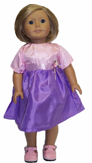 Party Dress for Princess Dolls