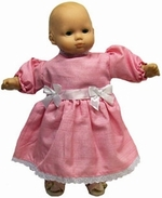 PinkBaby Doll Dress