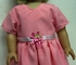 Size 5 Girl Elegant Dress With Matching Doll Dress Available