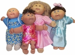 Sizes Of Cabbage Patch Kids Clothes