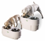Elevated Feeders & Heated Water Bowls