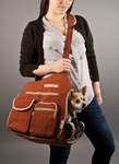 Snoozer Kelsey Cross-Body Pet Carrier