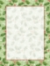 Jolly Holly Stationery - 80 Sheets