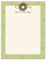All Good Things Holiday Stationery - 80 Sheets