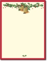 Antique Bells Letterhead - 80 Sheets