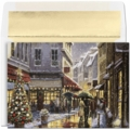 City Holidays Boxed Holiday Cards