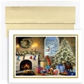 Not a Creature Stirring Boxed Holiday Cards - 18 Sets
