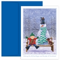 The Magic And Wonder Of Christmas Boxed Holiday Cards - 18 Cards And Envelopes