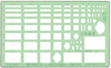 57T Rectangles and Enclosures Template 57T