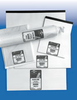Alva-Line Tracing Paper Sheets Blue White Vellum