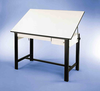 Alvin DesignMaster Drafting Tables Black