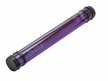 Alvin Ice Tube Transparent Purple 37x2 3/4""